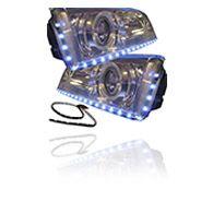 DRL LEDband, flexibel